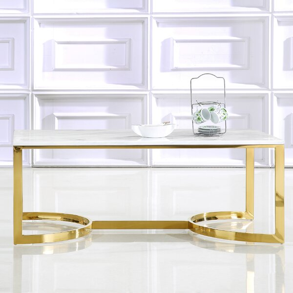 Brookside Coffee Table by Everly Quinn