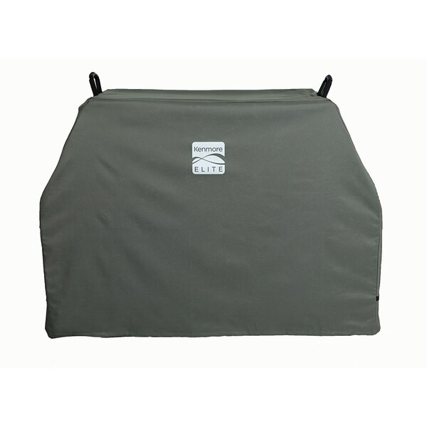 Elite Grill Cover - Fits up to 65 by Kenmore