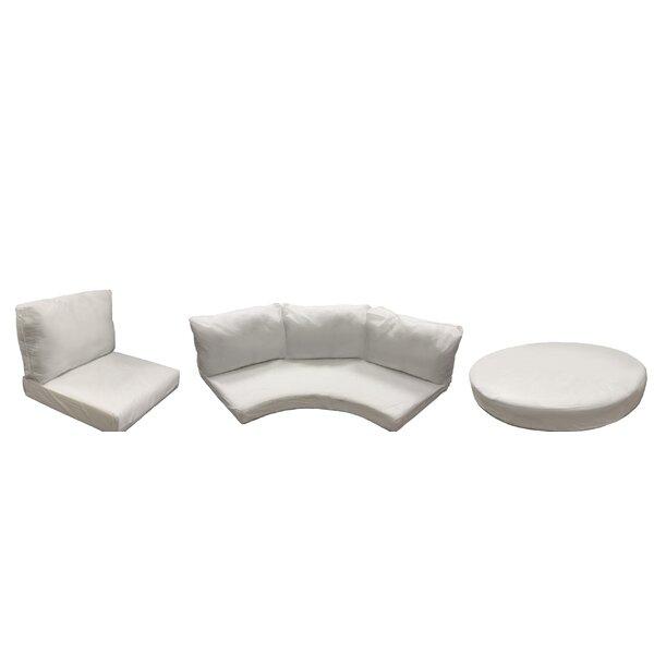 Fairmont 9 Piece Outdoor Cushion Set by TK Classics