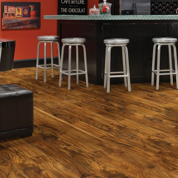 Promenade 5 x 48 x 10mm Laminate Flooring in Social by Shaw Floors