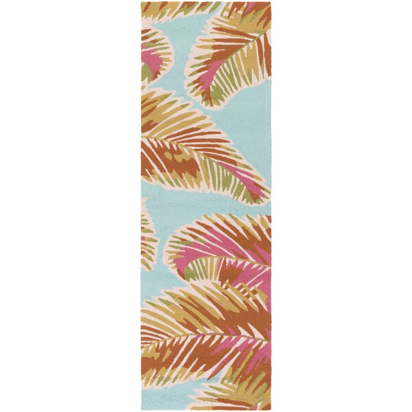 Averill Looped/Hooked Polypropylene Area Rug by Bay Isle Home