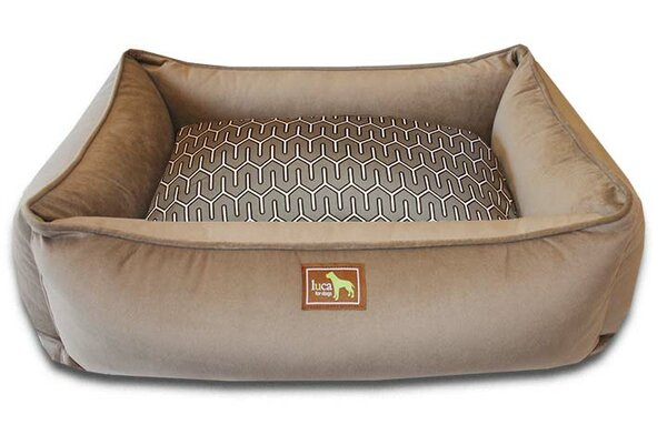 Lounge Bed Bolster by Luca For Dogs