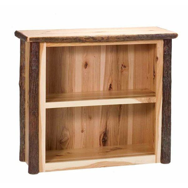 Hickory Standard Bookcase by Fireside Lodge