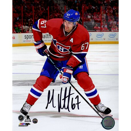 Max Pacioretty Montreal Canadiens Photographic Print by Steiner Sports