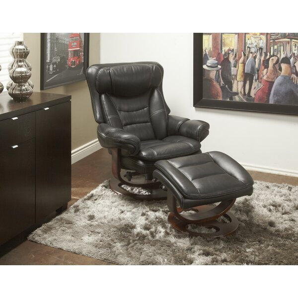 Tux Manual Swivel Recliner