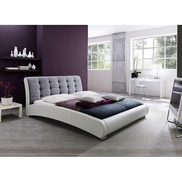 Meinhardt Upholstered Platform Bed by Orren Ellis