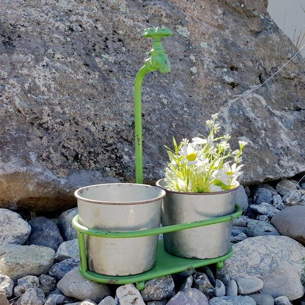 Gent Garden Charm Spigot Pot Planter by August Grove