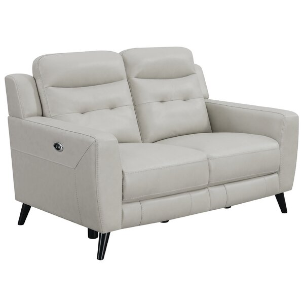 Massengill Reclining Loveseat By Latitude Run