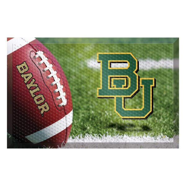 Baylor University Doormat by FANMATS