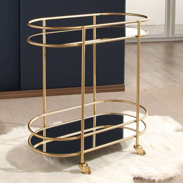 Emsworth Bar Cart by Wade Logan