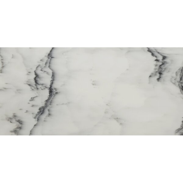 Vicenza 6 x 12 Marble Field Tile in Cloud by Emser Tile