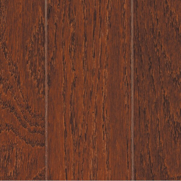 Jamestown Cove 3 Engineered Oak Hardwood Flooring in Nutmeg by Welles Hardwood