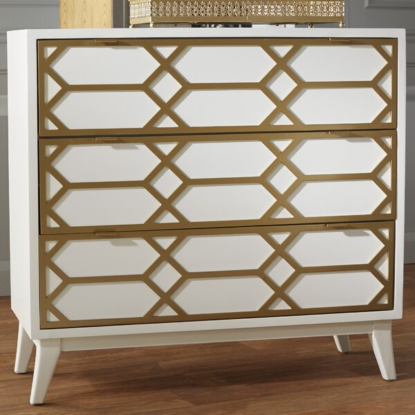Dreyer 3 Drawer Chest By Willa Arlo Interiors