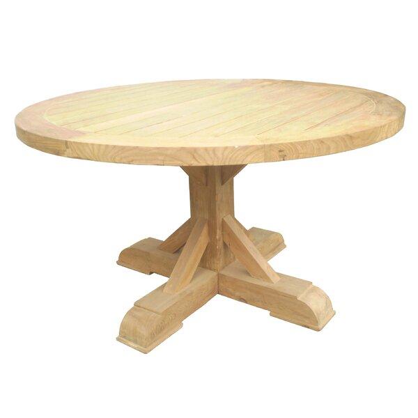 Xena Teak Dining Table by Padmas Plantation