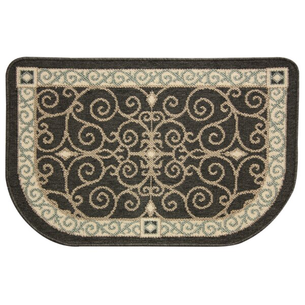 Reliance Eastly Midnight Area Rug by Bacova Guild