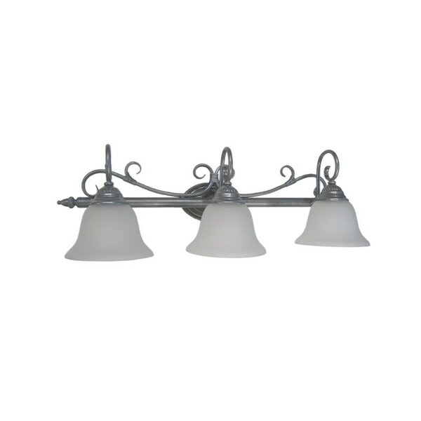 Alcrossagh 3-Light Vanity Light by Charlton Home
