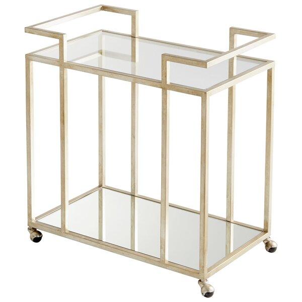 Revival Bar Cart by Cyan Design