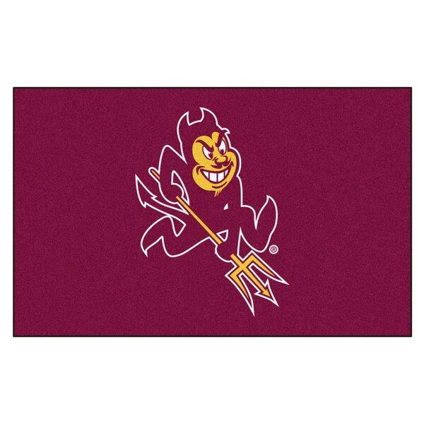 Collegiate NCAA Arizona State University Doormat by FANMATS
