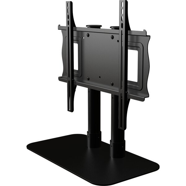 Single Universal Desktop Mount for 26 - 46 Screens by Crimson AV