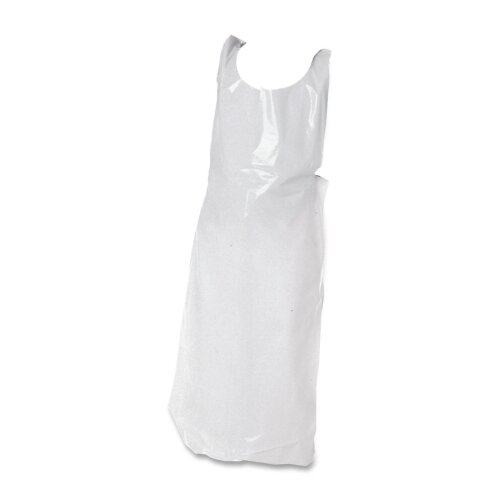 Disposable Apron (100 Per Pack) by Baumgartens
