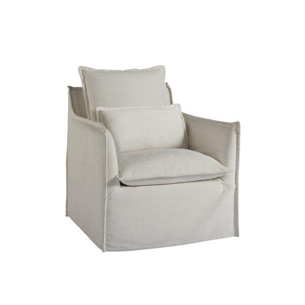 Siesta Key Swivel Armchair by Coastal Living™ by Universal Furniture
