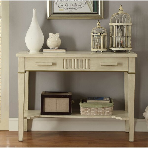 Glenshane Console Table By Rosecliff Heights