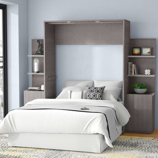 Medan Murphy Bed by Wade Logan