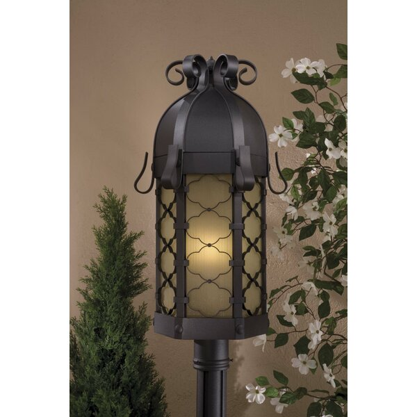 Montalbo Outdoor 1-Light Lantern Head by Minka Lavery