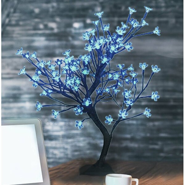 Floral 96 LED Light Bonsai Tree by Hi-Line Gift Ltd.