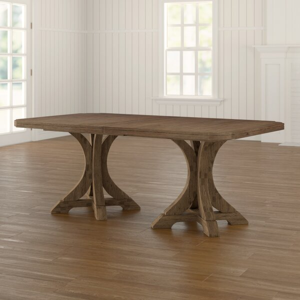 Corsica Desiree Extendable Dining Table by Hooker Furniture Hooker Furniture
