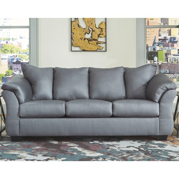 Valuable Today Falco Sofa by Andover Mills by Andover Mills
