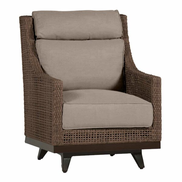 Peninsula Patio Chair with Cushions by Summer Classics Summer Classics