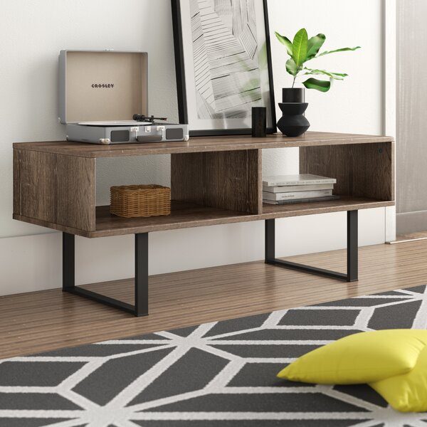 Where buy  Senoia TV Stand for TVs up to 43 by Zipcode Design