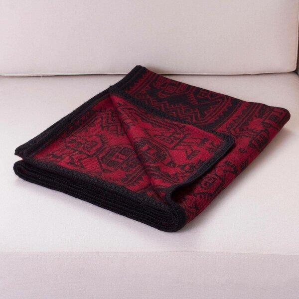 Paracas Treasure Throw Blanket by Novica