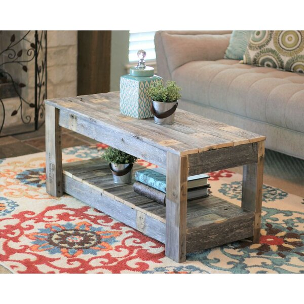Colon Coffee Table By Millwood Pines