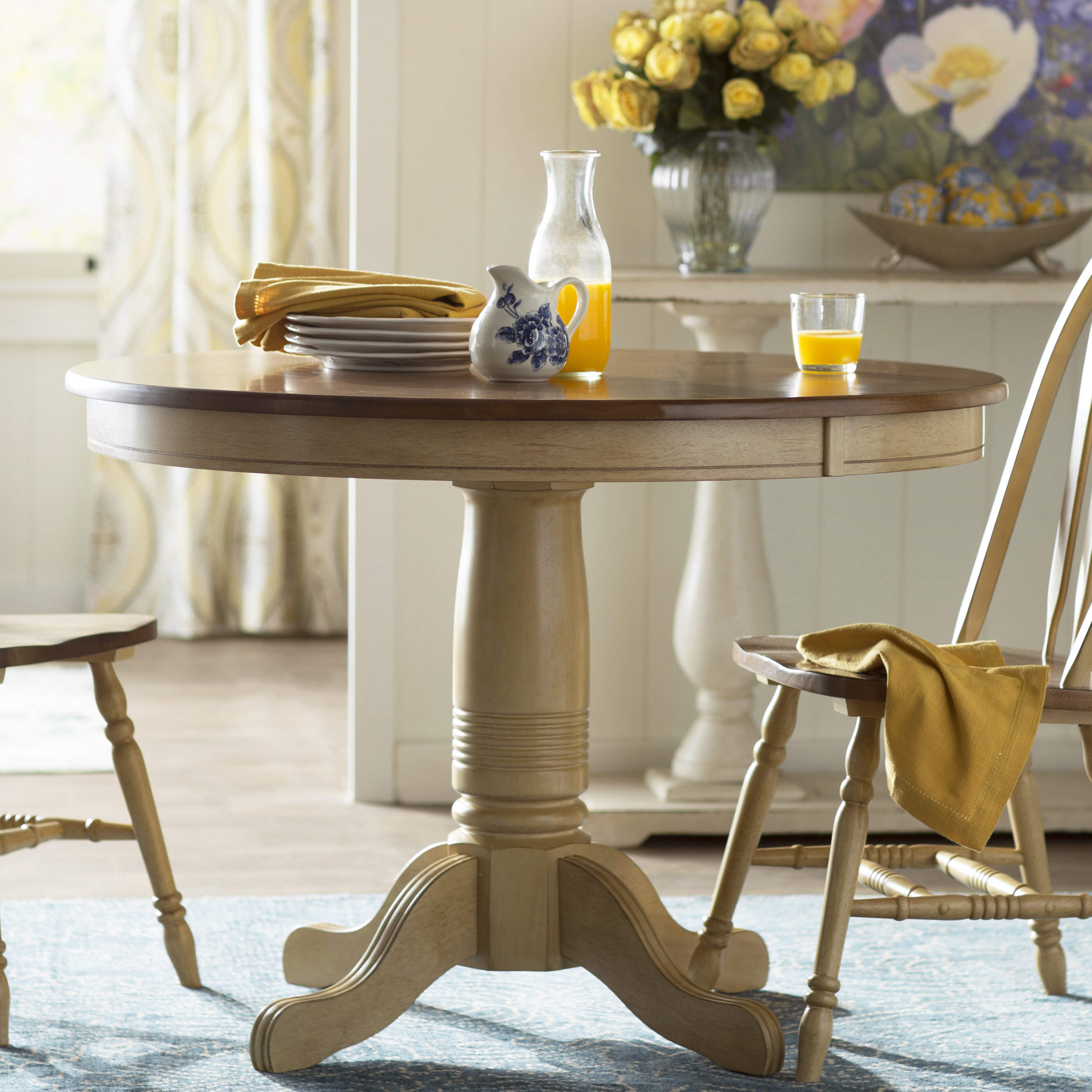 Alcott Hill Clyde Dining Table u0026