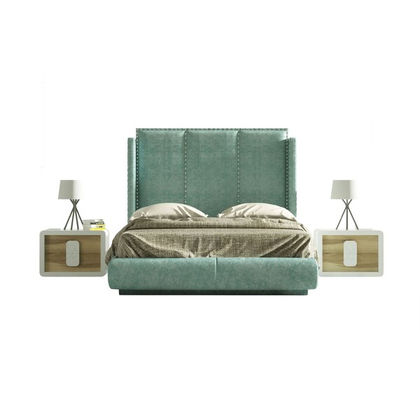 London Standard 3 Piece Bedroom Set by Hispania Home