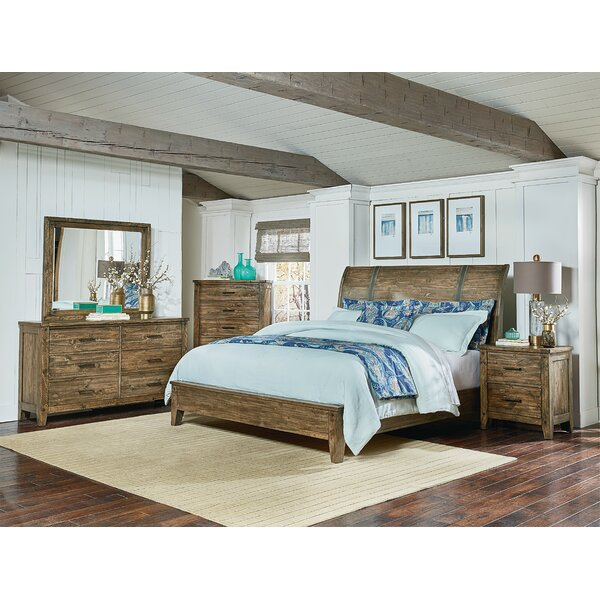 Burleigh Sleigh Headboard by Loon Peak