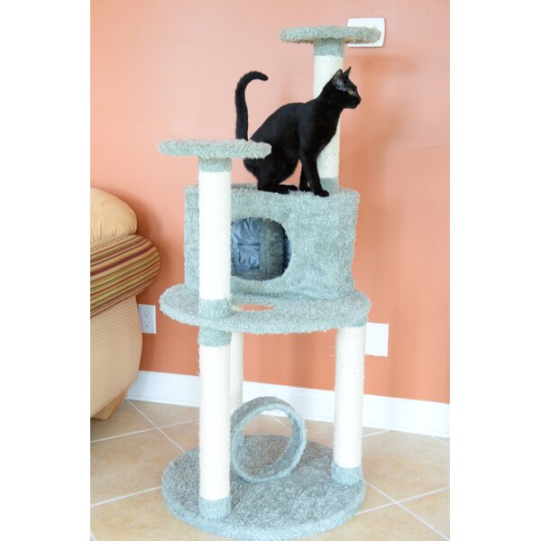 60 Premium Ultra Thick Cat Tree by Armarkat