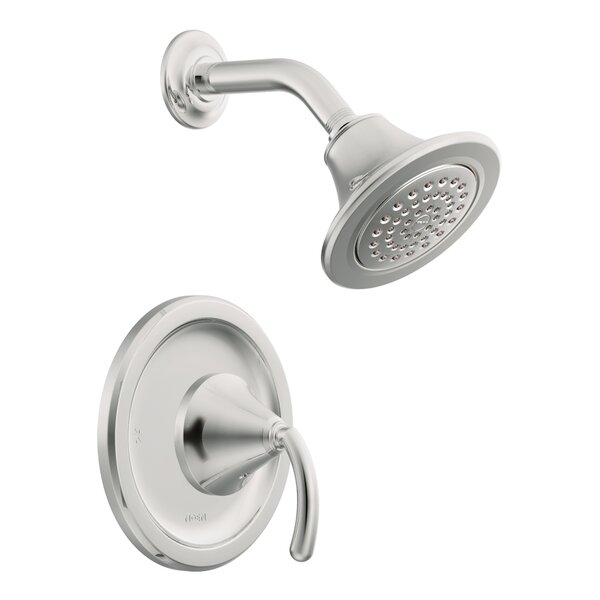 Icon Shower Faucet with Lever Handle and Moentrol by Moen Moen