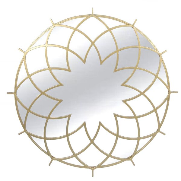 Spirograph Accent Mirror by Donny Osmond Home