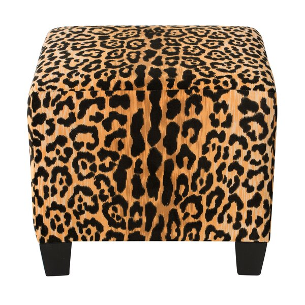 Bowerville Cube Ottoman by World Menagerie