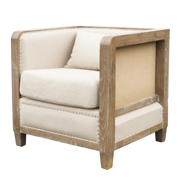 Lavallee Club Chair by Gracie Oaks
