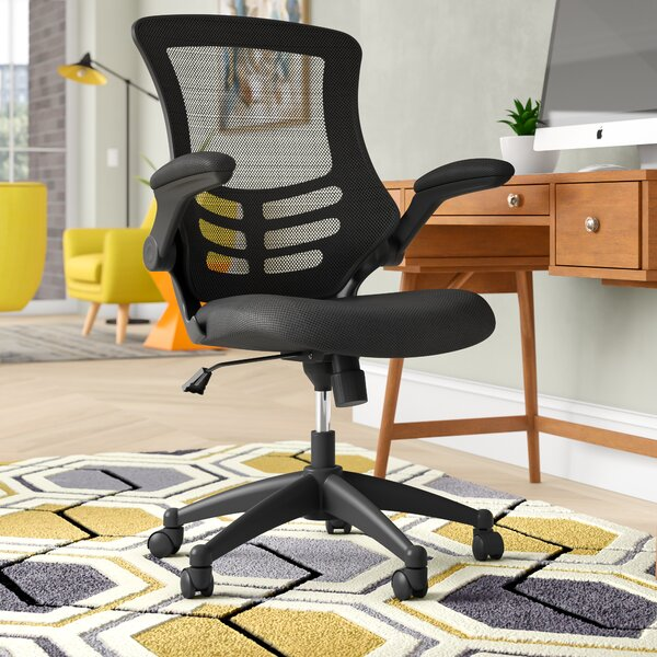 Paignt Mesh Desk Chair by Wrought Studio