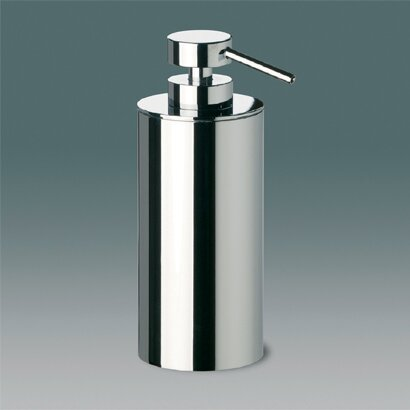 Rounded Tall Brass Soap Dispenser by Windisch by Nameeks