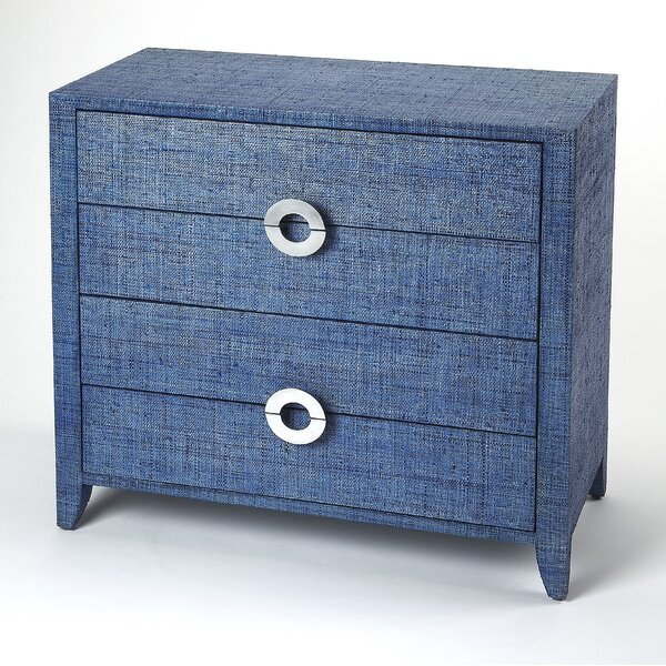 Painswick 4 Drawer Bachelors Chest by Everly Quinn