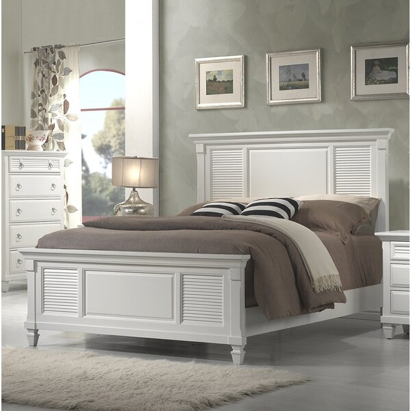 Stallworth Standard Bed by August Grove