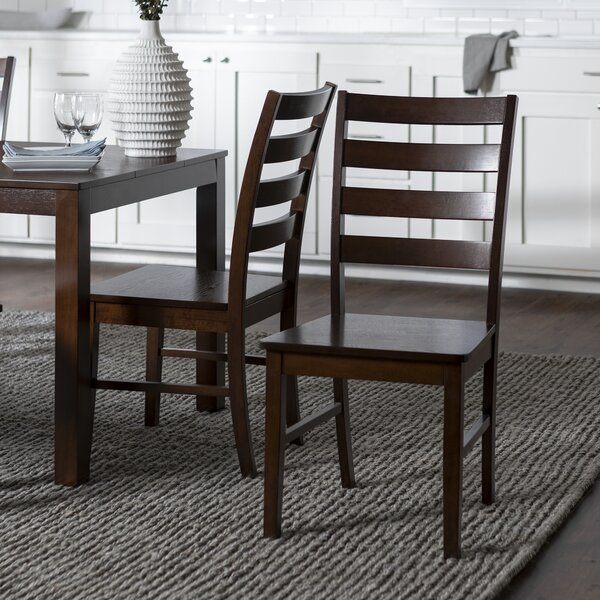 Sheetal Upholstered Dining Chair (Set of 2) by Gracie Oaks