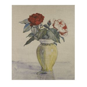 French Linen Still Life Painting Print on Canvas by Tapestries, Ltd.