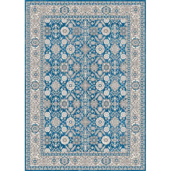 Woodridge Ocean Blue Area Rug by Astoria Grand